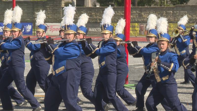 Band-O-Rama returns after pandemic cancellation with seven teams