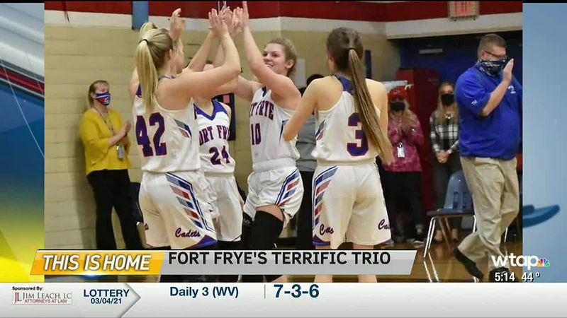 WTAP News @ 5 - This Is Home: Fort Frye's Terrific Trio