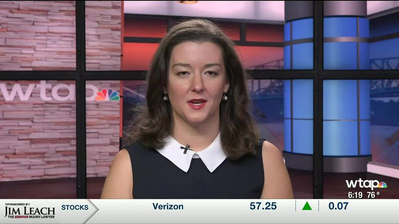 WTAP News @ 6 - WVU to operate at full capacity in fall
