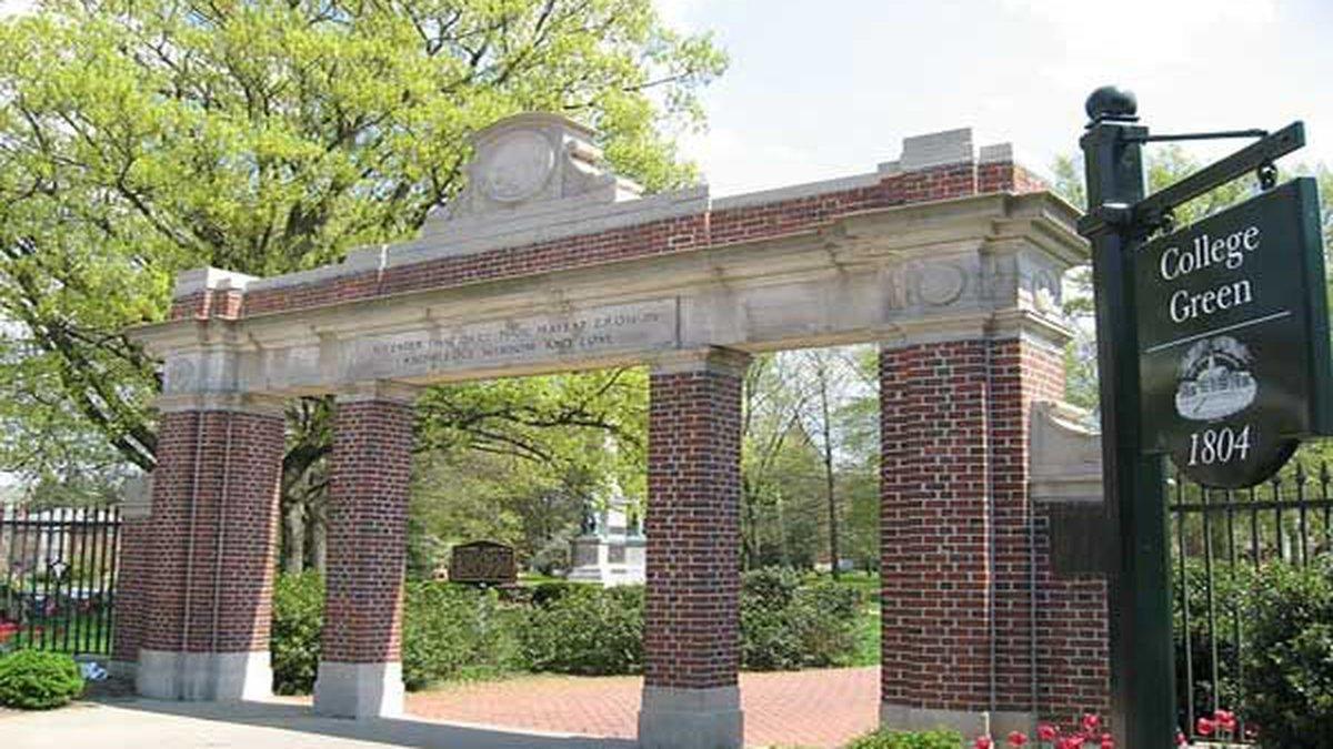 Ohio University Gateway (Photo: Wikimedia Commons/Ed)