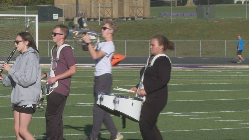 Band of the Week: St. Marys High School