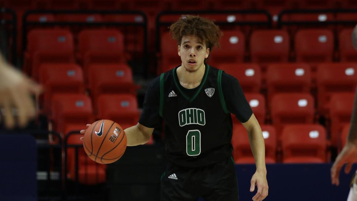Ohio guard named Player of the Week