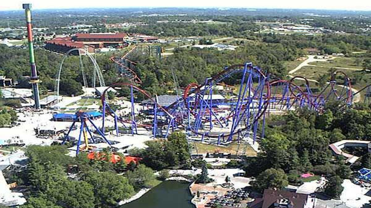 Kings Island adjusts four more days on its operating calendar to close at 8 p.m. due to...
