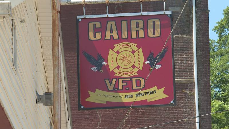 Cairo Volunteer Fire Department