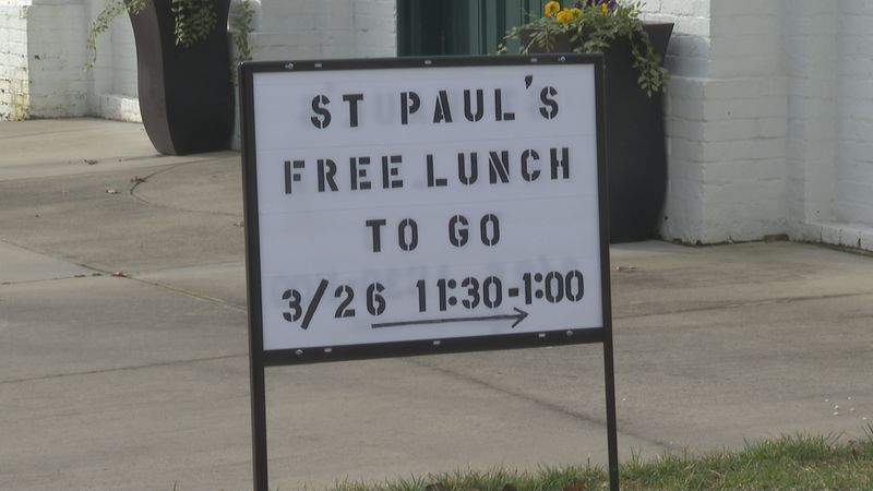 St. Paul's United Church of Christ holding community meal Friday