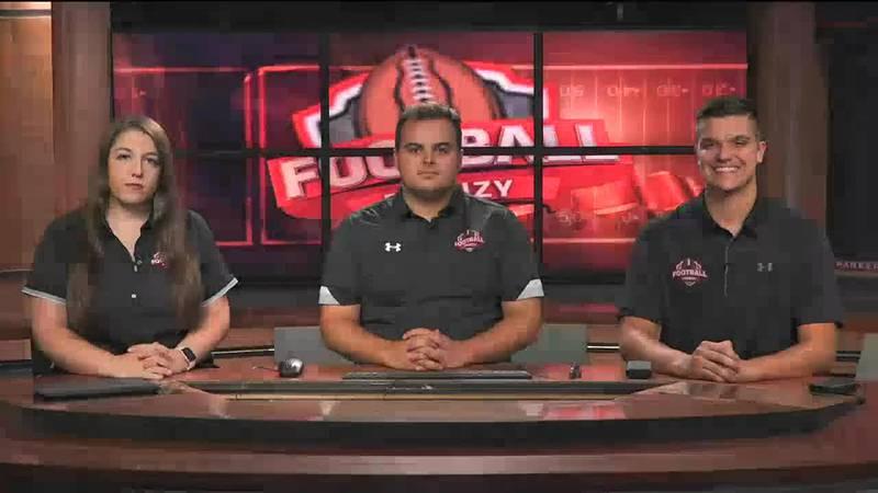 WTAP News @ 11 - Football Frenzy Week 10 Block C