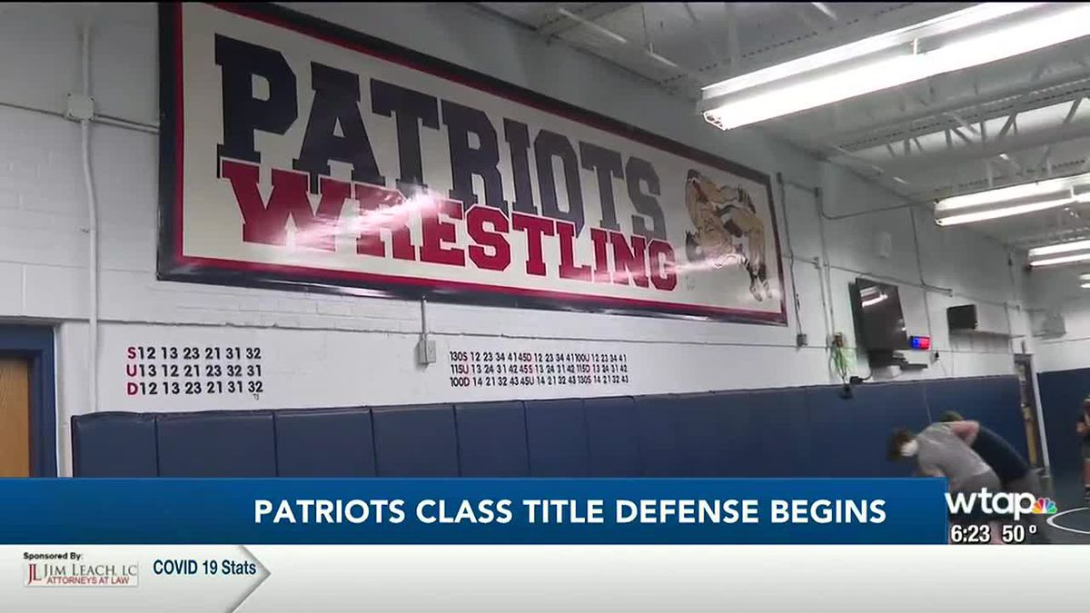 Patriots wrestling dynasty powers up for new season