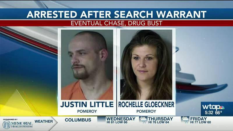 Drug Bust Arrests