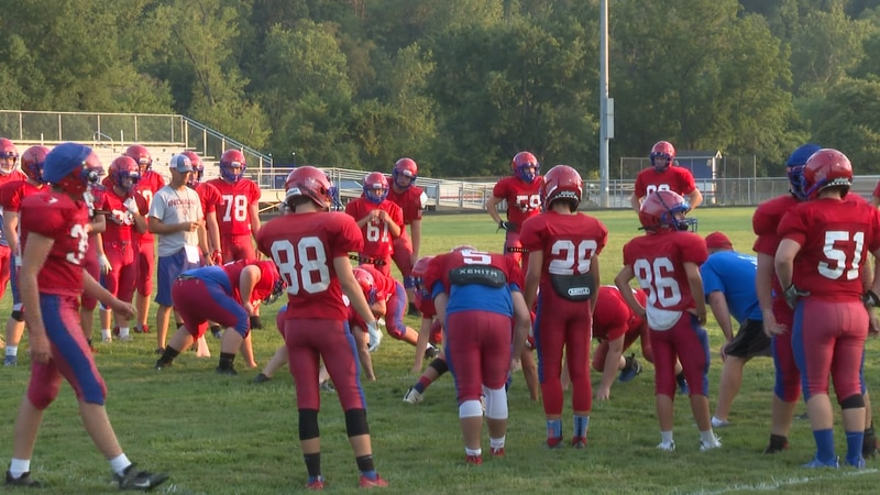 Football Frenzy First Look: Fort Frye Cadets