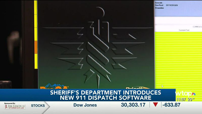 Washington County Sheriff's Office Introduces New Dispatch Software