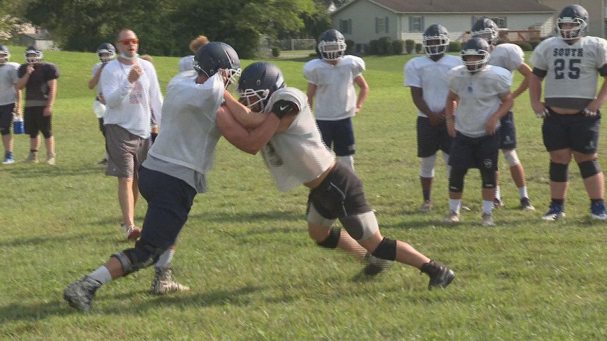 Parkersburg South will open its 2020 high-school football season against Cabell-Midland instead...