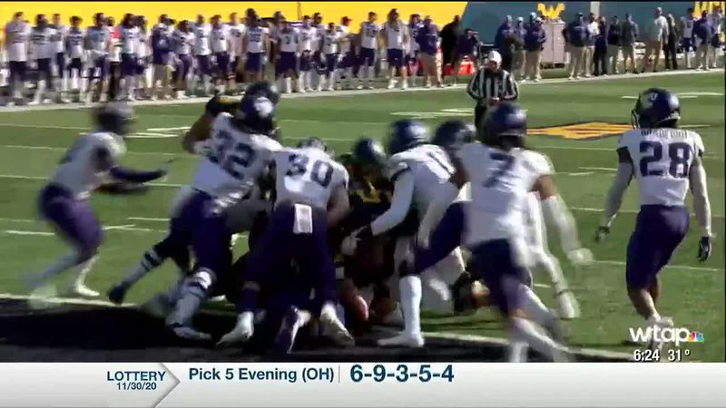 WTAP News @ 6 - WVU returns to action