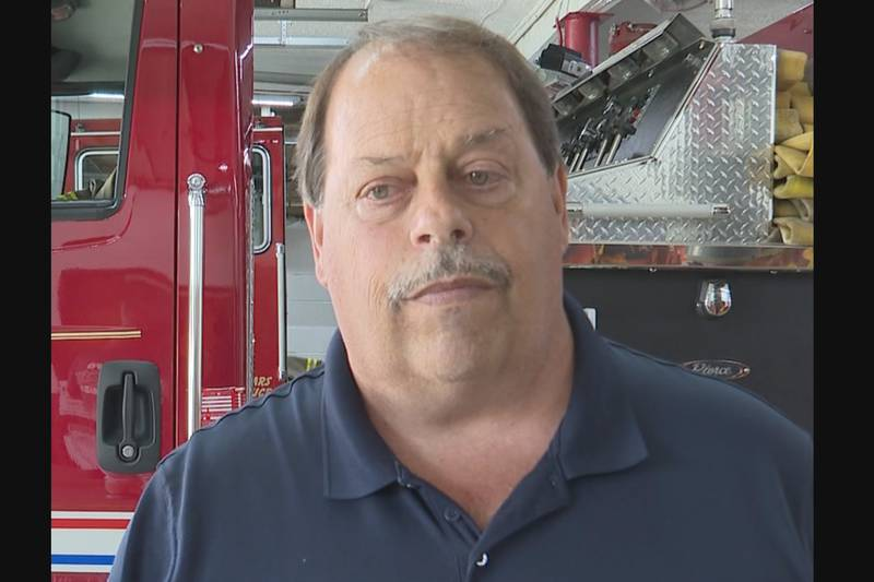The news of Chief Ritchey's passing was confirmed on the department's Facebook page on Monday...