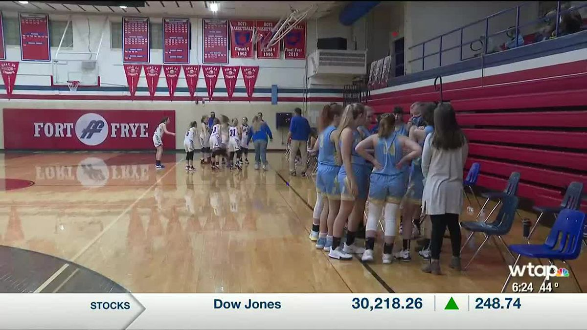 Fort Frye cracks the top ten in Ohio Division III girls high school basketball