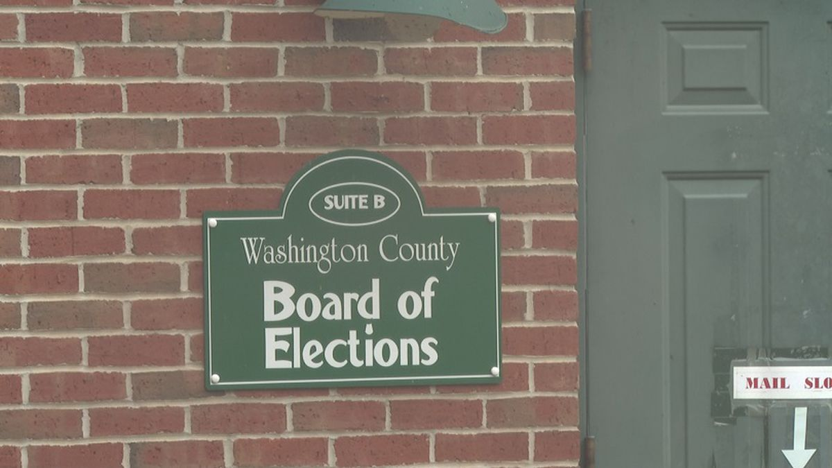 The Washington County Board of Elections explains early voting and absentee voting