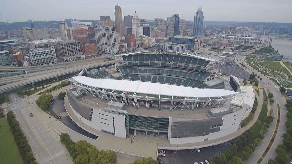 Governor Mike DeWine announced Saturday afternoon that the Cleveland Browns and the Cincinnati...