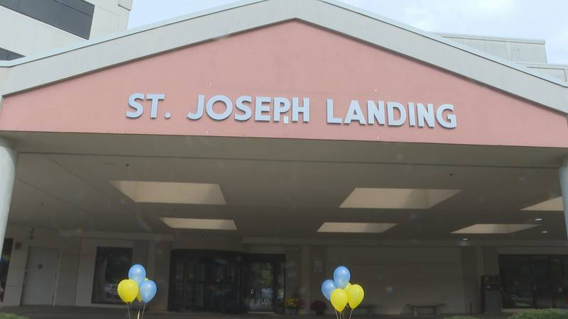 St. Joseph's Landing welcomes back community and holds open house