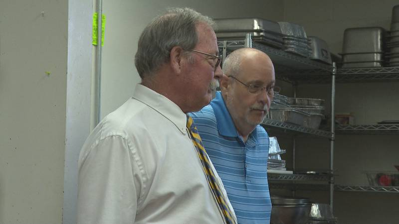 City of Vienna provides Latrobe Street Mission with funding for kitchen