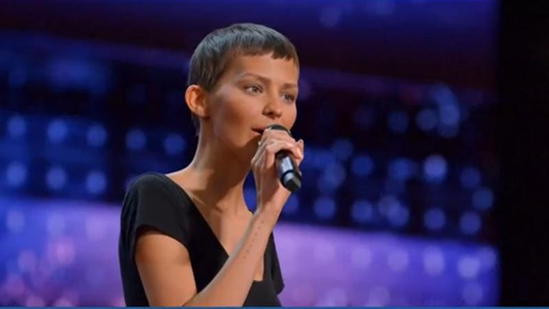 "Local singer gets ""golden buzzer"" on America's Got Talent"