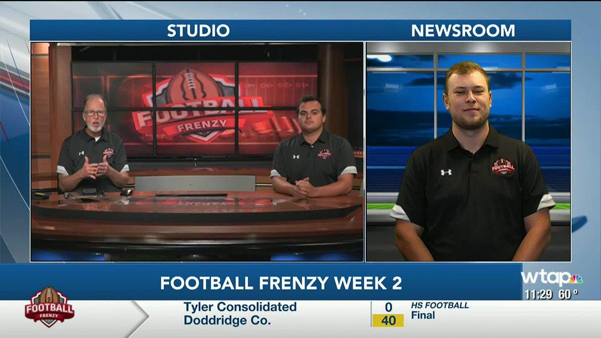 Football Frenzy Week 2