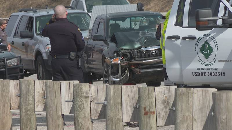 Wreck on Route 50 sends 2 to the hospital