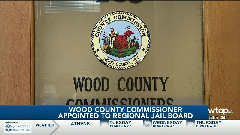 WTAP News @ 5 - Wood County Commissioner appointed to regional jail board