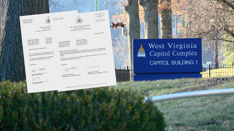 Three Maryland counties are calling to secede from their own state are hoping to find a new...