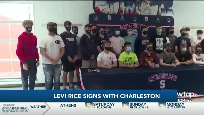 Local athletes sign to play in college