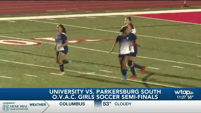 South University Girls Soccer