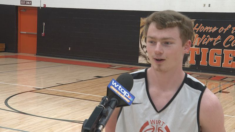 Nathan Murray, from Wirt County High School, is WTAP's Student Athlete of the Week.