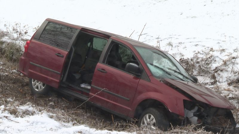 Wood County man dies after crash caused by medical problem