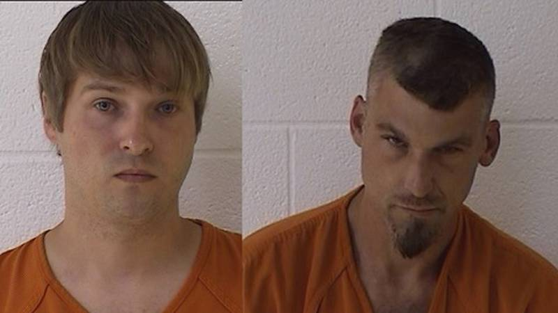 Robinson (Right) and Huffman (Left)
