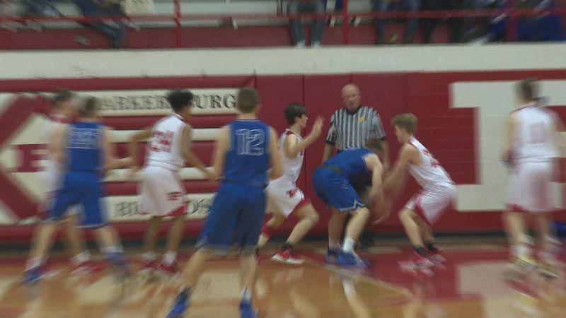 West Virginia High School winter sports attendance updates