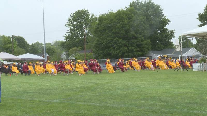 Williamstown High School holds graduation ceremony