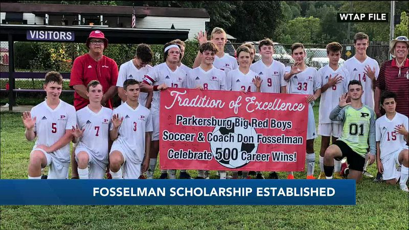 WTAP News @ 6 - Fosselman Scholarship established