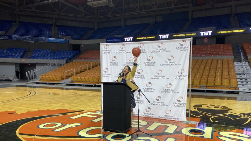 Charleston will play host to a major basketball tournament this summer featuring two West...