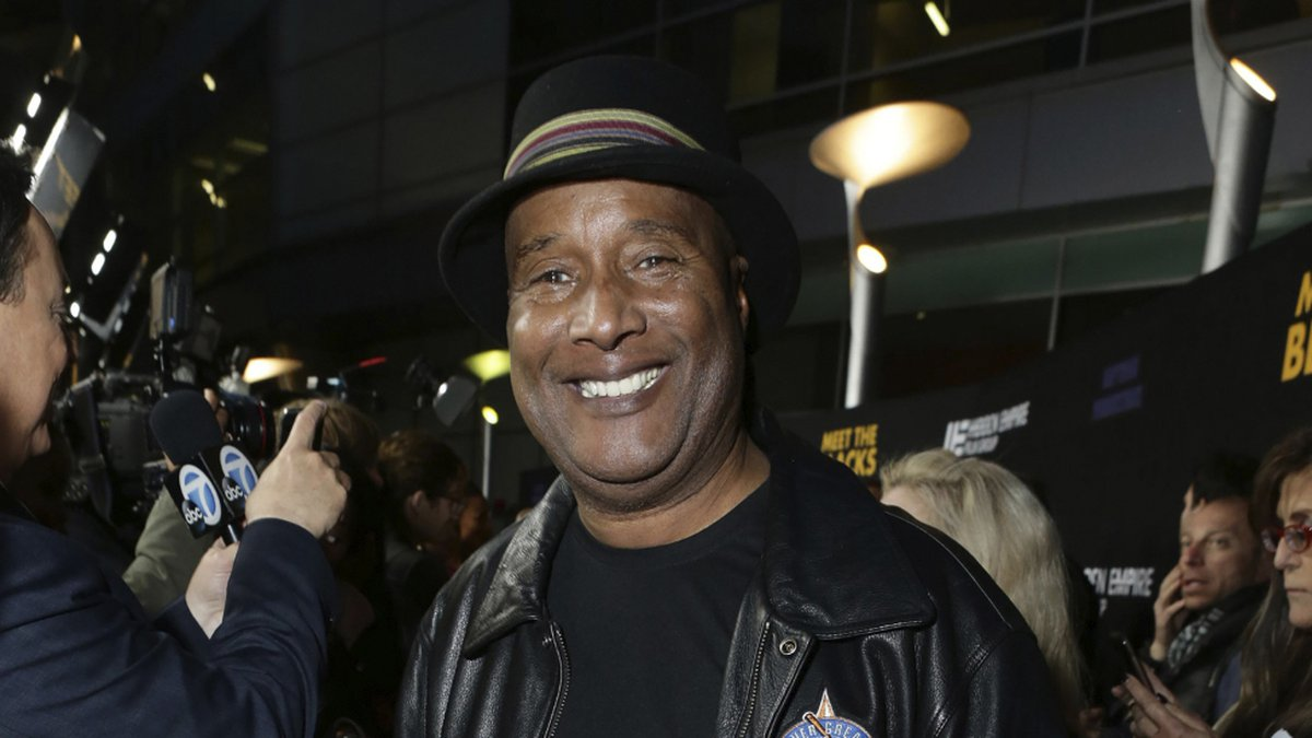 This March 29, 2016 image released by Meet The Blacks, LLC shows Paul Mooney posing at the...