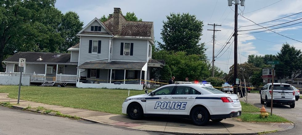 Parkersburg Police are investigating after a man was shot in the chest Friday afternoon at a home on Liberty Street.