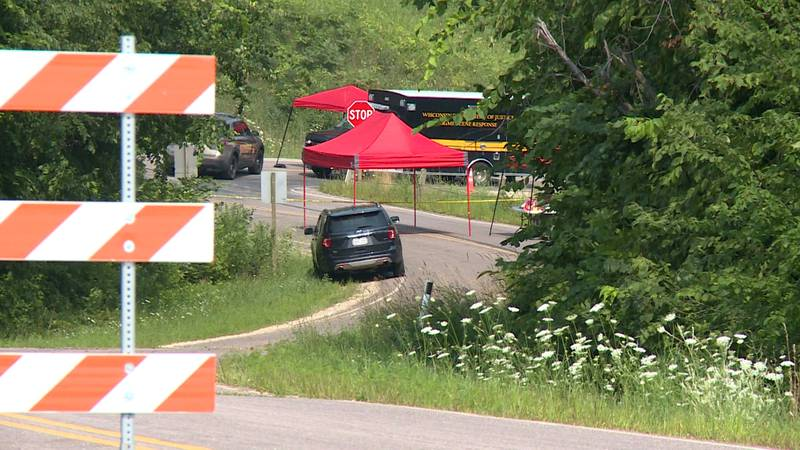 The La Crosse County Sheriff's Office is investigating a triple homicide east of Holmen on July...