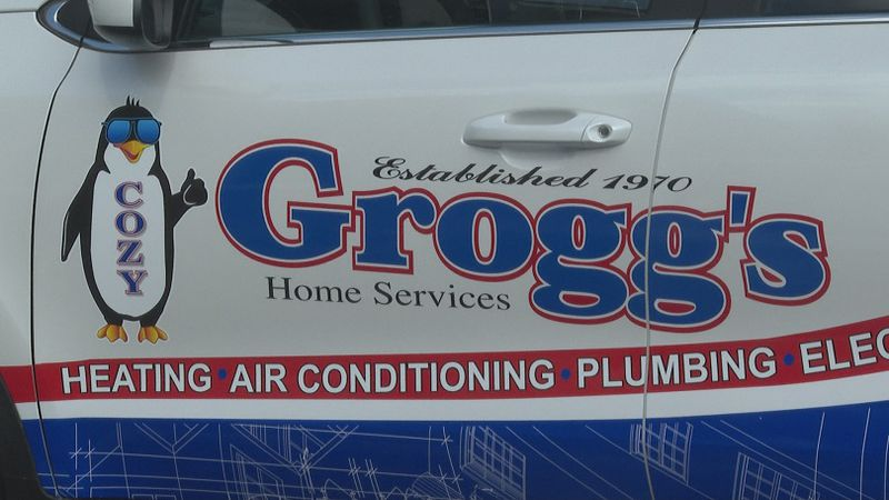 Grogg's heating offers safe ways to heat your home when the heat or power go out