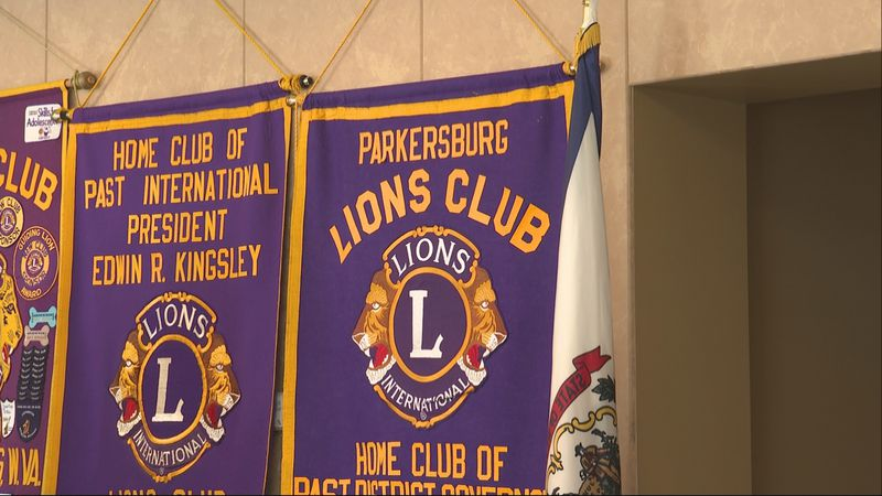 Lions Club of Parkersburg makes donation to area organizations