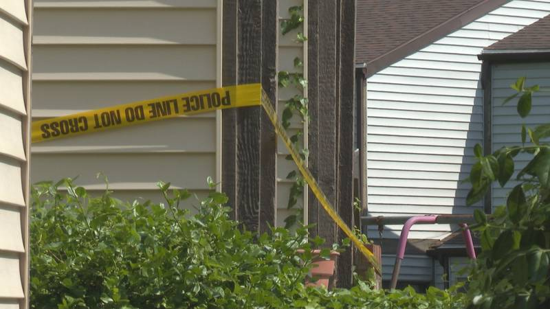 An incident occurred on Beverly Street in Parkersburg Sunday afternoon.