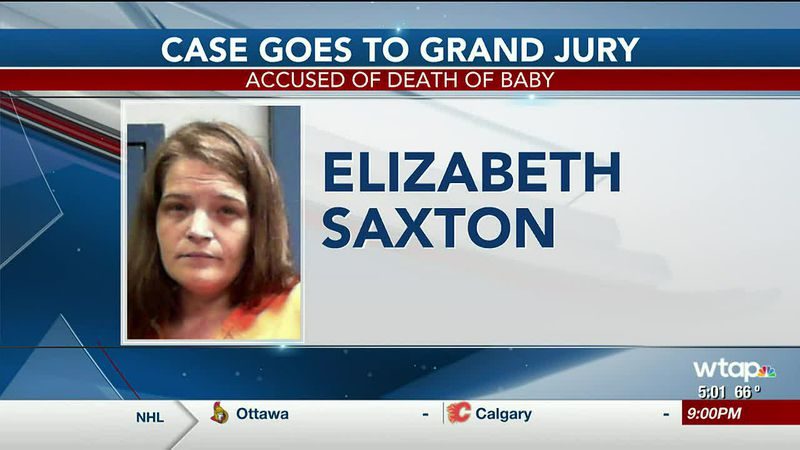 WTAP News @ 5 - Case goes to grand jury, death of baby