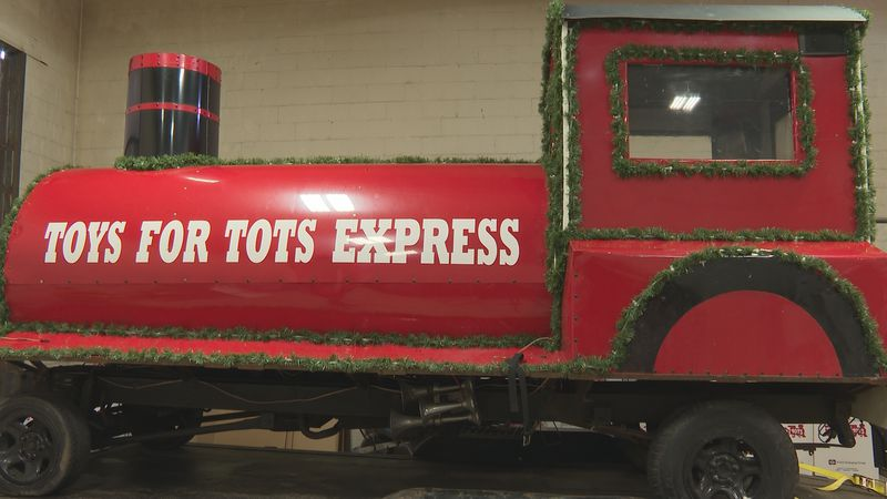Toys for Tots getting through pandemic restrictions