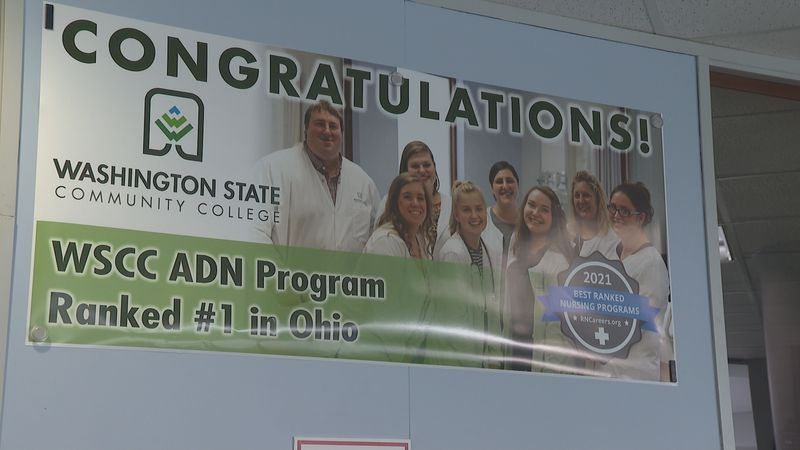 Washington State Community College Nursing program ranked in top 50 of over one thousand...