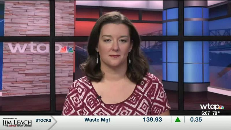 WTAP News @ 6 - Up to 300 people can get cash for River City Farmers Market