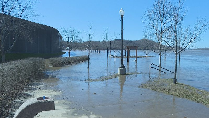 Point Park will be cleaned up by the City of Parkersburg