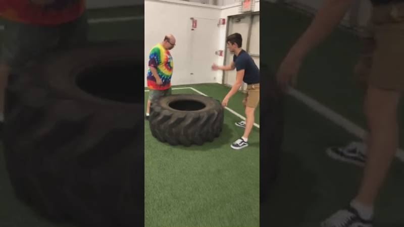 Wood County Society special needs individuals get exercise assistance