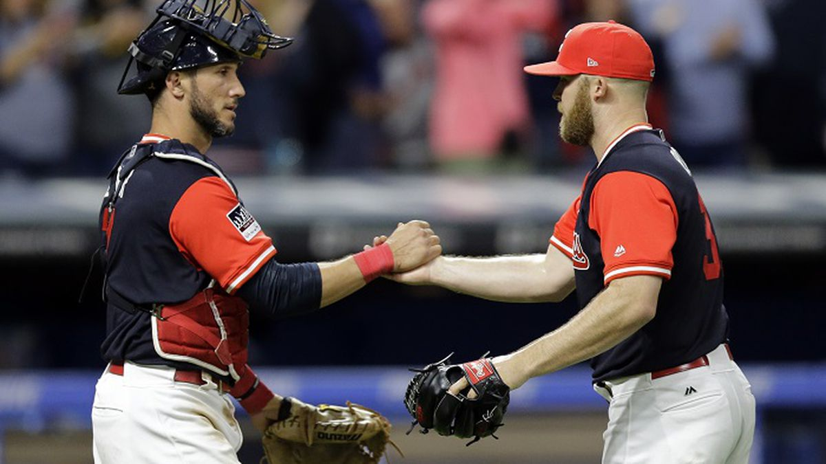 Cleveland's all time saves leader Cody Allen retires(AP Photo/Tony Dejak)