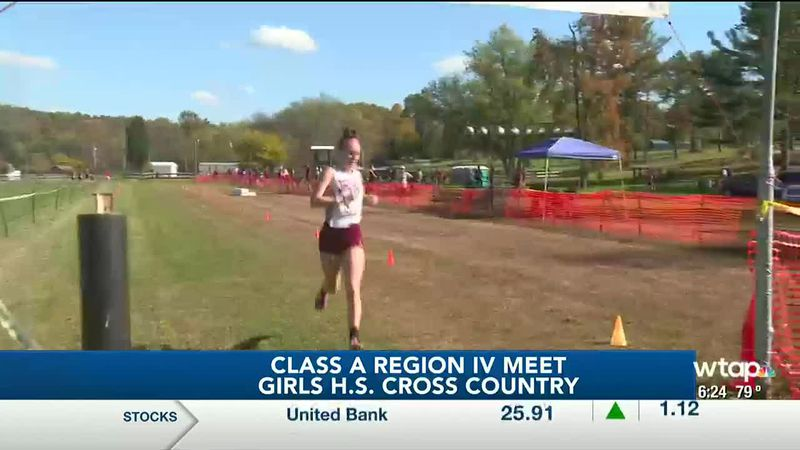 WTAP News @ 6 - Class A Revion IV meet girls high school cross country